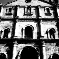 St Gregory Church, Majayjay, Laguna, Philippines