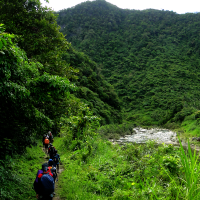 Agos River, Infanta, Quezon Province, Philippines