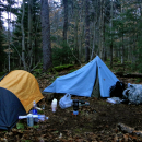 Mt Marcy: Undisclosed Camp Site